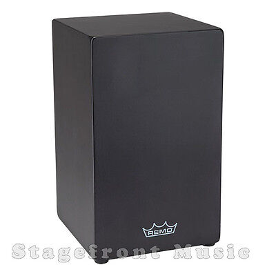 Remo Crown Percussion Wooden Cajon Drum Birch With Fixed Face Plate Cr-P620-70