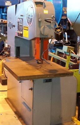 Doall Model 3613-20 Vertical Band Saw