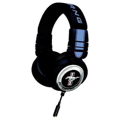 FORD MUSTANG BOSS HEADPHONES Man Cave Christmas Farthers Day Birthday Gift