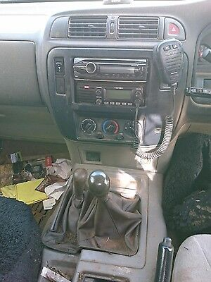Nissan Patrol Y61/gu Heater Air Cond Controls #tmp-129551