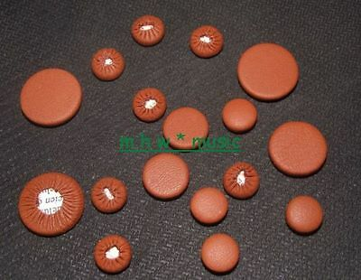 Excellence Clarinet pads Real leather Good material and technology