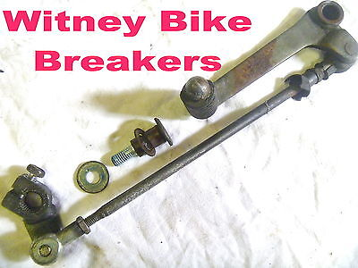 Yamaha Diversion Xj900 Gear Change Lever Linkage Pedal Xj 900 900S 4Km 1994-2004