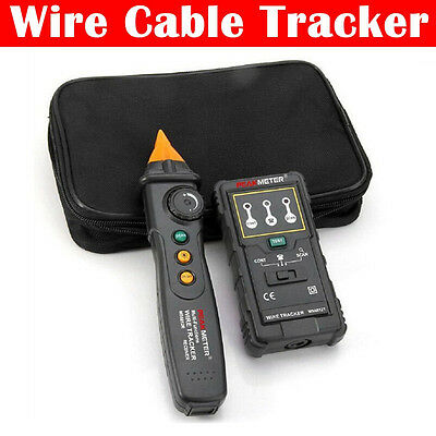 MS6812 Wire Tracker Network LAN Internet Cable Finder Telephone Line Tester RQ