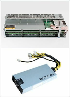 Bitcoin Miner Miners BTC Mining Antminer R4 with 7th/s Silent Design & APW3 PSU