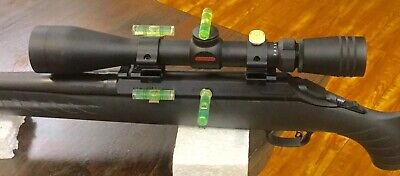 The Ultimate Rifle Scope Leveling & Sighting System...made With European Levels!