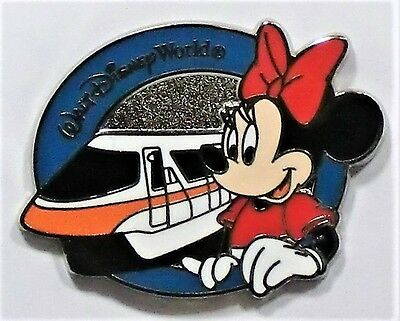 Disney Monorail Magic Mystery Box Collection Minnie Pin Limited Release NEW