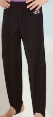 Mens 'The Zone' Gymnastic Stirrup Pants