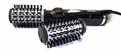 BaByliss 2990U Dual Big Hair Rotating Hot Brush Styler