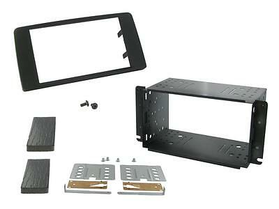 Connects2 CT23MN01 MAN TGX Truck 2008 Double Din Stereo Fitting Kit