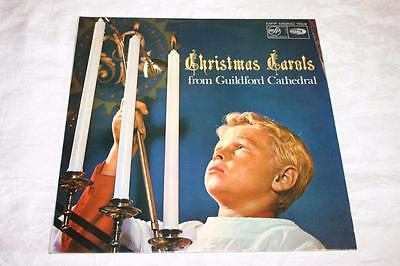 Lot 77 Christmas Carols from Guildford Cathedral LP Record