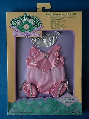 Vintage Dolls Outfit - CABBAGE PATCH KIDS - DELUXE FASHIONS - Unopened 1993