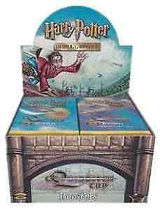 Wotc Harry Potter Ccg Quidditch Cup Sealed Booster Box Of 36 Packs