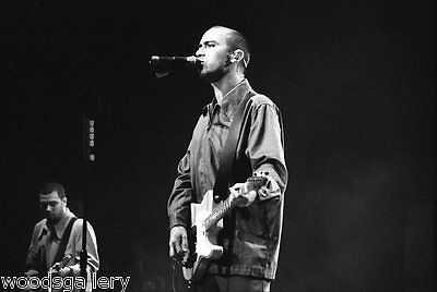 LIVE, Ed Kowalczyk, Vintage,1-of-a-kind!,  NEVER PRINTED! Original 35mm B&W film