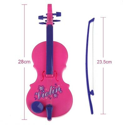 NEW Kids Violin Bow Childrens Electronic Musical String Instrument Gift Play Toy