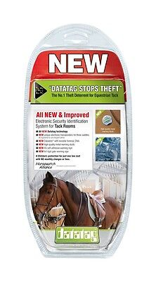 Datatag Tack Room Security Marking System