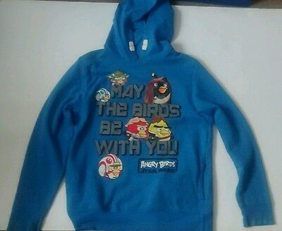 Angry Birds Star Wars™ hoodie ***20w 24l age 14*** May the birds be with you!