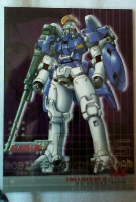 "2000 Gundam Wing: Series 1 ""Complete Set"" of 90 Cards (1-90) & CHECKLIST (GW-C1"