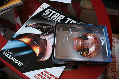 Star Trek Ferengi Marauder Edition Eaglemoss LE
