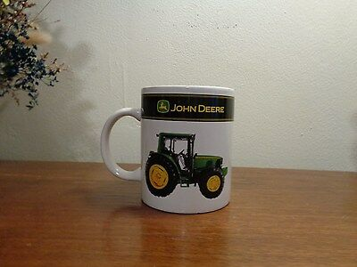 John Deere Tractor Farming 12 oz Coffee Cup/Mug ~ Official Licensed Product