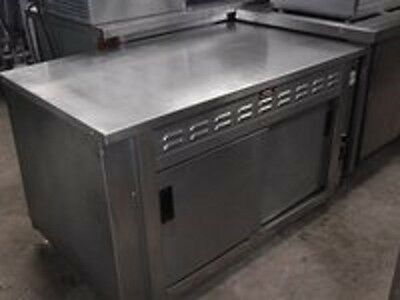 Commercial Catering Moffat Gas Hot Cupboard K2046