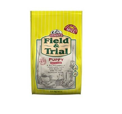 Skinners Field & Trial Complete Dry Puppy Chicken Dog Food 2.5 kg