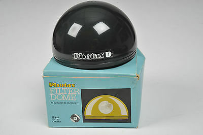 Photax safe light filter dome D - khaki
