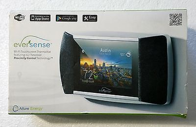 Allure EverSense Wi-Fi Touch-Screen Thermostat - Programmable Made In USA!