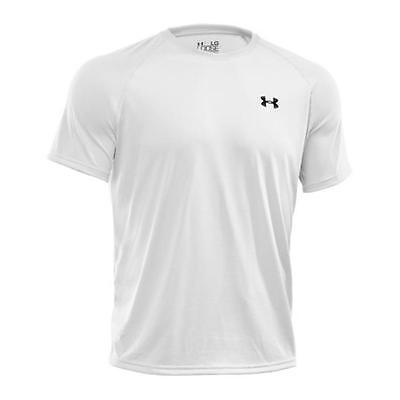 Under Armour Tech Shortsleeve T-Shirt Weiss F100