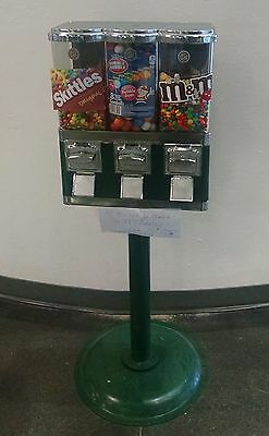 Candy and Gumball Vending Machine