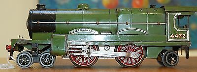 Hornby Series O Gauge Electric Flying Scotsman In Lner Green Livery.