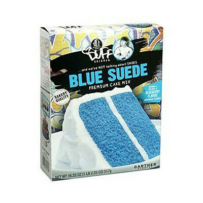 Duff Cake Mix - Blue Suede (Blueberry)