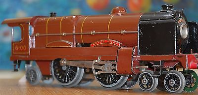 Hornby Series O Gauge Electric Royal Scot In Lms Red Livery.