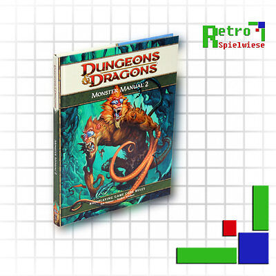 Dungeons & Dragons Monster Manual 2 [4.Edition]