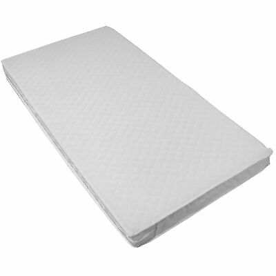 Tutti Bambini Pocket Sprung Hypoallergenic Baby/Childs Cot Bed (Cotbed) Mattress
