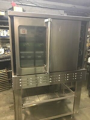 American Range Majestic Commercial Gas Convection Oven MSD-1-GL