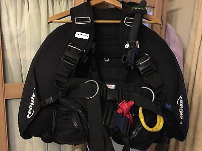 Zeagle Tech Wing BCD MD Medium
