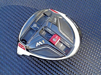 Left Hand TaylorMade M1 460 Driver 10.5° Head Only LH