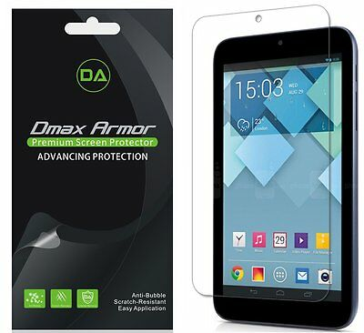 3-PACK DMAX ARMOR HD Clear Screen Protector for ASUS MeMO