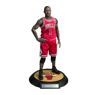 NBA - Derrick Rose 'Chicago Bulls' 1/6th Scale Action Figure (Enterbay) #NEW
