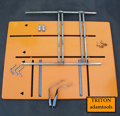 Triton Work bench Top Panel for MK3