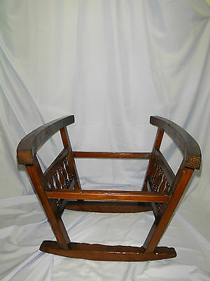 Antique Baby Rocker / Cradle