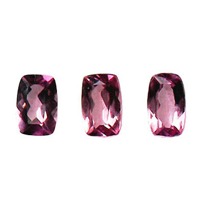 Lot de Tourmalines Rubellites - 1,35 Carat - Brésil - Rouge / Rose intense !