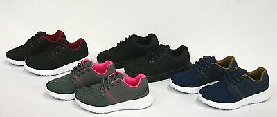 Kids Boys & Girls Air Sport Sneakers Athletic Tennis Shoes Running Sizes 10-4