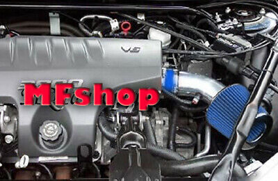 BLUE For 1995-2005 Chevy Monte Carlo 3.8L V6 Air Intake Kit + Filter