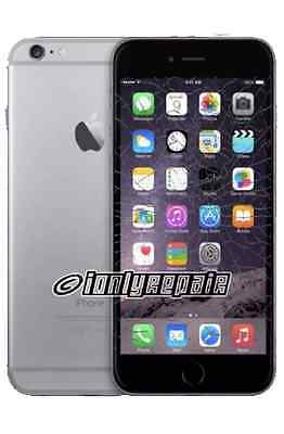 Apple iPhone 6 Digitizer LCD Cracked Broken Glass Screen Repair Service