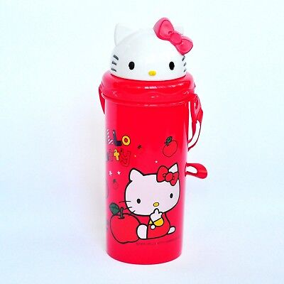 New Red Bow Cute Hello Kitty ID Card Credit Card Bank Card Holder