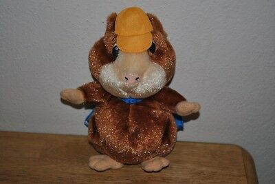 "Wonder Pets Guinea Pig LINNY Plush Doll Fisher Price 10"" Wonderpets CUTE"