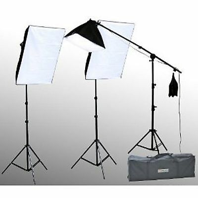 2400 Watt continuous lighting kit - photography or video lighting kit (9050)