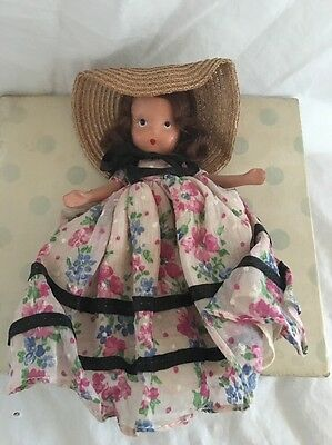Nancy Ann Storybook Doll SOUTHERN BELLE American Girl Series 57 With BOX