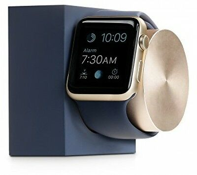 Native Union DOCK For Apple Watch - Weighted Charging Dock For Apple Watch With
